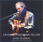 Grasshoppers In My Pillow cd cover